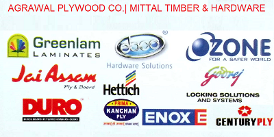 AGRAWAL PLYWOOD CO. | MITTAL TIMBER & HARDWARE IN ALIGARH-FAINS BAZAAR